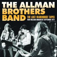 Allman Brothers Band - The Lost Warehouse Tapes