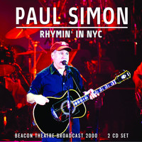 Paul Simon - Rhymin' In NYC