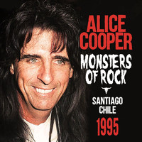 Alice Cooper - Monsters Of Rock