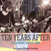 Ten Years After - Fillmore West 1968