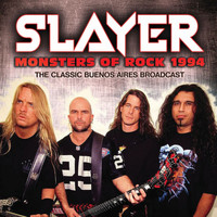 Slayer - Monsters Of Rock 1994