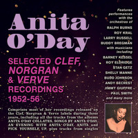 Anita O'Day - Selected Clef, Norgran & Verve Recordings 1952-56