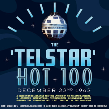 Various Artists - The Telstar Hot 100 December 22nd 1962