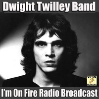 Dwight Twilley Band - I'm on Fire Radio Broadcast (Live)