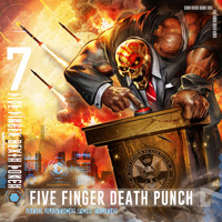 Five Finger Death Punch - And Justice for None (Standard [Explicit])