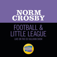 Norm Crosby - Football & Little League (Live On The Ed Sullivan Show, January 17, 1971)