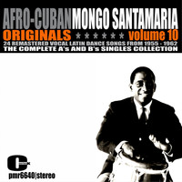 Mongo Santamaría - Afro-Cuban Originals, Volume 10