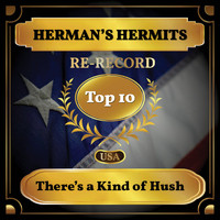 Herman's Hermits - There's a Kind of Hush (Billboard Hot 100 - No 04)