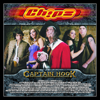 Chipz - Captain Hook