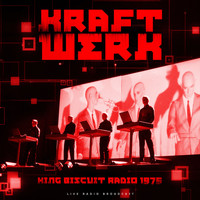 Kraftwerk - King Biscuit Radio 1975 (live)