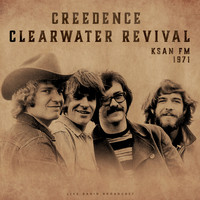 Creedence Clearwater Revival - KSAN FM 1971 (live)