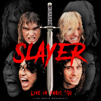 Slayer - Live in Paris '91 (live)