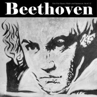Ludwig van Beethoven - Trio for Piano, Flute and Bassoon, WoO 37