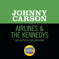 Johnny Carson - Airlines & The Kennedy's (Live On The Ed Sullivan Show, March 26, 1961)