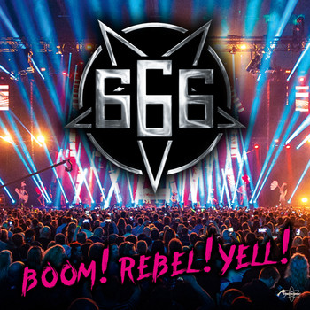 666 - Boom!Rebel!Yell! (Special Maxi Edition)
