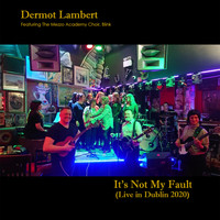 Dermot Lambert feat. Mezzo Academy Choir, Blink - It's Not My Fault (Live In Dublin, 2020)