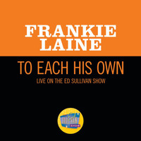 Frankie Laine - To Each His Own (Live On The Ed Sullivan Show, March 31, 1968)