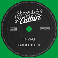 HP Vince - Can You Feel It