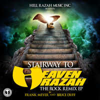Hell Razah - Stairway to Heaven Razah (Live Rock Remixes) - EP (Explicit)