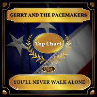 Gerry And The Pacemakers - You'll Never Walk Alone (Billboard Hot 100 - No 48)