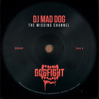 DJ MAD DOG - The Missing Channel