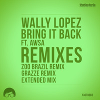 Wally Lopez - Bring It Back