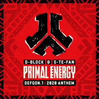 D-Block & S-te-fan - Primal Energy (Defqon.1 2020 Anthem)