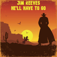 Jim Reeves - He'll Have to Go (Melody Ranch Live Version)