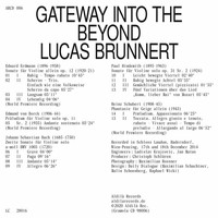 Lucas Brunnert - Gateway into the Beyond