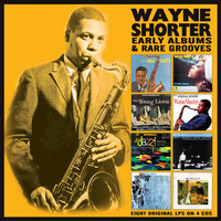 Wayne Shorter - Early Albums & Rare Grooves