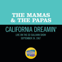 The Mamas & The Papas - California Dreamin' (Live On The Ed Sullivan Show, September 24, 1967)
