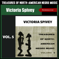 Victoria Spivey - Treasures of North American Negro Music, Vol. 5 (Recordings of 1927)
