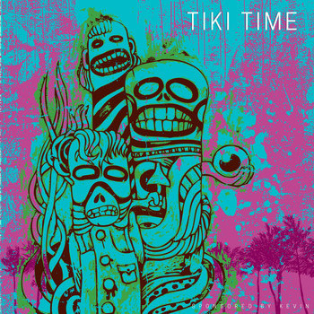 Elephants Dancing - Tiki Time