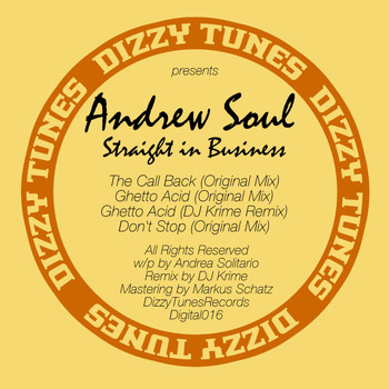 Andrew Soul - Straight in Business