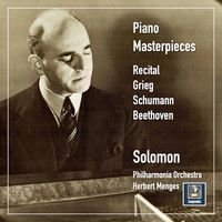Solomon - Grieg, Schumann & Beethoven: Piano Works