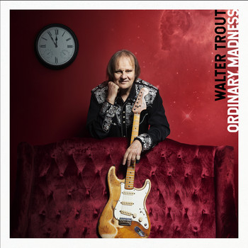 Walter Trout - All Out Of Tears