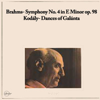 Berliner Philharmoniker - Brahms- Symphony No. 4 in E minor op. 98/Kodály- Dances of Galánta