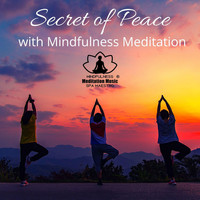 Mindfulness Meditation Music Spa Maestro - Secret of Peace with Mindfulness Meditation - Relaxation Music Playlist for Yoga, Chakara Balance & Reiki