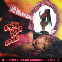 Lady GaGa - Rain On Me (Purple Disco Machine Remix)