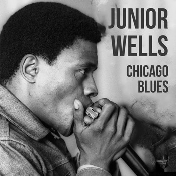 Junior Wells - Junior Wells, Chicago Blues