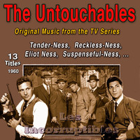 Nelson Riddle - The Untouchables Original Music from the TV Serie - 1960