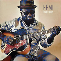 Femi Precious / - Lockdown Blues Sessions