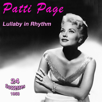 Patti Page - Patti Page - Lullaby in Rhythm (1958)