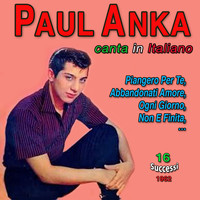 Paul Anka - Paul anka canta in italiano