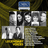 Various Artists - ORFEO 40th Anniversary Edition: Legendary Voices
