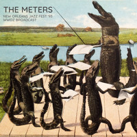 The Meters - New Orleans Jazz Festival '93 (WWOZ Broadcast Remastered)
