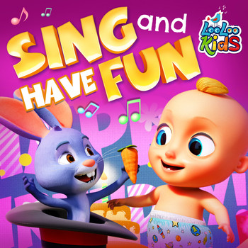 LooLoo Kids - Johny and Friends: Sing and Have Fun