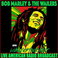 Bob Marley & The Wailers - Lively Up Yourself (Live)