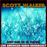 Scott Walker - Don't Rain On My Parade (Live)