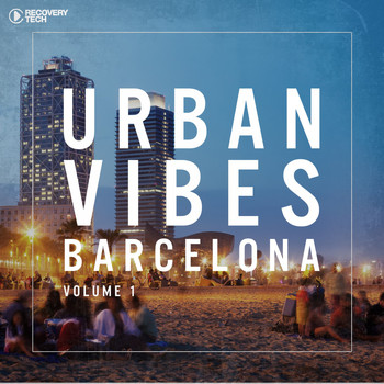 Various Artists - Urban Vibes Barcelona, Vol. 1